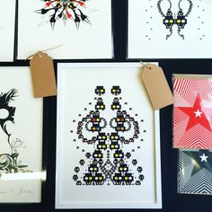Exodus Print Series, A4 'Butterfly Effect' sweet and lovely in it's white frame.