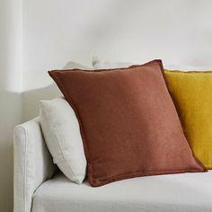 canapé coussin et voiture Lime en lin look recouvert de tissu matériau souple rideau