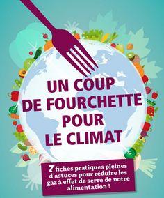 Réduire les gaz à effet de serre avec sa fourchette #EDD #Climat via @RACFrance