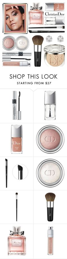 """Christian Dior Beauty"" by rasa-j ❤ liked on Polyvore featuring beauty and Christian Dior"