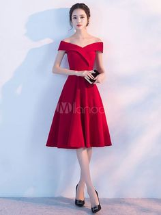Sanft Rot 2019 Homecoming Kleider A-linie Cap Sleeves Spitze Short Mini Elegante Cocktail Kleider Weddings & Events