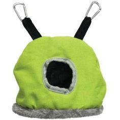 Small Green Snuggle Sack for Birds by Prevue Pet 1167