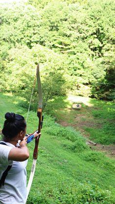 Field Archery in the Mountains Field Archery, Archery Tips, Archery Hunting, Bow Hunting Tips, Field Target, Best Bow, Bow Arrows, Katniss Everdeen, Backyard Landscaping