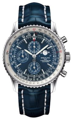 @breitling Watch Navitimer 1461 Limited Edition #bezel-bidirectional #bracelet-strap-crocodile #brand-breitling #case-depth-15-5mm #case-material-steel #case-width-46mm #chronograph-yes #date-yes #day-yes #delivery-timescale-7-10-days #dial-colour-blue #gender-mens #limited-edition-yes #luxury #moon-phase-yes #movement-automatic #official-stockist-for-breitling-watches #packaging-breitling-watch-packaging #perpetual-calendar-yes #style-sports #subcat-navitimer ...