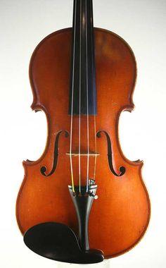 Violin by Hippolyte Chrétien Silvestre, Paris 1892 http://www.martinswanviolins.com/sales/h-c-silvestre-violin/