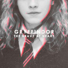 gryffindor: the brave at heart - emma charlotte duerre watson (hermione jean granger) Harry James Potter, Harry Potter Houses, Harry Potter Universal, No Muggles, Yer A Wizard Harry, Nerd Love, Hermione Granger, Draco Malfoy, Albus Dumbledore