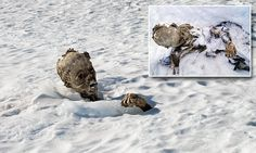 Mummies found on Mexico's highest peak 'men missing for 55 years'