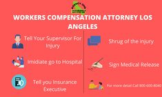 If you are running a business then you must have a workers compensation attorney in Los Angeles, worker insurance keep your future and your workers safe, for more detail call on 800-600-8040 or visit our websites Workers Compensation Insurance, Insurance Agency, Hospital Signs, Lancaster, Best Quotes, Told You So, Medical, Website, Usa