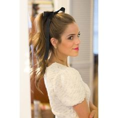 hot weather hairstyles for long hair ❤ liked on Polyvore featuring hair and girls