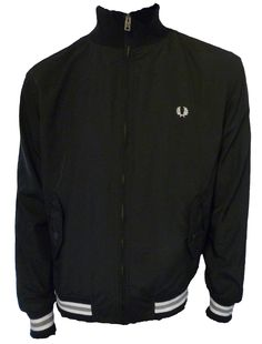1bf618f49 J7225 Tipped Microfibre Jacket in 2 colours available at Apacheonline.co.uk Fred  Perry