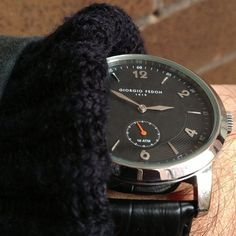 A Giorgio Fedon watch for the high low range watch consumer.