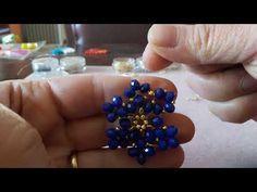 tutorial orecchini Explosion - YouTube