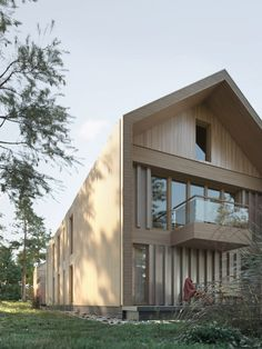 House in the Forest on Behance
