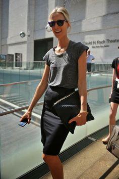 Fashion: pencil skirts