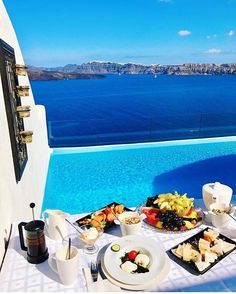 Morning View Goals via @stylefriques 💙 by @pilotmadeleine 😍