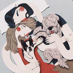 Top 10 incríveis trabalhos com papel | Design Culture - artista espanhol Jotaká -
