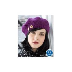 Berets are all the rage. This knitting pattern is FREE.