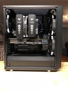 We've spent hours poring over every gaming desktop we could find, and these are our top seven choices of gaming computers under 1000 Dollars. Gaming Computer Setup, Best Gaming Setup, Gaming Pc Build, Computer Build, Gaming Pcs, Gaming Desktop, Gaming Room Setup, Pc Setup, Gamer Setup