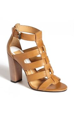 "Dolce Vita 'Niro' Sandal available at #Nordstrom. I'm putting a tan sandal like this on my ""must have"" list for summer :)"