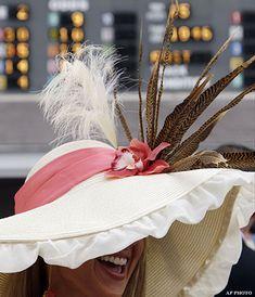 2011 Kentucky Derby Hats