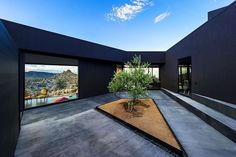 Black Desert House by Oller & Pejic Architecture | Home Adore