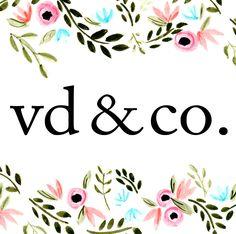 www.victoryday.etsy.com | LOGO #victoryday #watercolor #watercolour #paintedflowers #floralwreath #wreath #fineart #handpainted #watercolorwreath #watercolorlogo #wreathlogo #modernlogo
