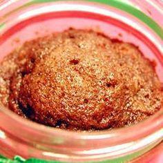 Gâteau aux pommes « dans un pot »