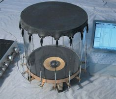 how to build a cymascope - Google Search