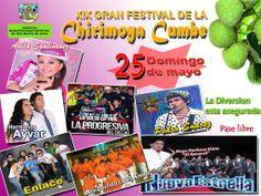 XIX Festival de la Chirimoya Cumbe en San Mateo de Otao - Huarochirí