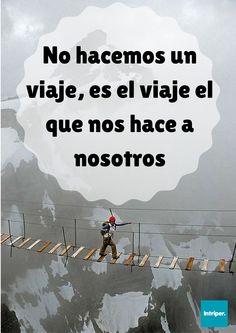 Así es   #intriper #frasesintriper #viaje #viajero #roadrtip #travel #traveller #cuotes #adventure #backpacker