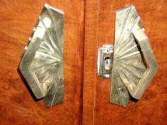 Art deco furniture handles