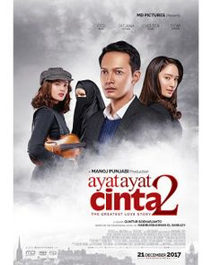 Ayat-Ayat Cinta 2 poster, t-shirt, mouse pad Full Movies Download, Movie Downloads, Trailer Film, Cinema Online, Free Films, Movies Free, Gratis Download, Office Movie, Great Love Stories