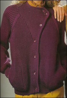 MODÈLES POUR FEMMES Men Sweater, Couture, Knitting, Gilets, Sweaters, Jackets, Models, Table, Fashion