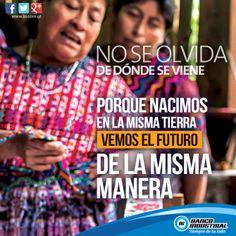 Este año lo dedicamos a exaltar la importancia y riqueza que poseemos todos los guatemaltecos. #NoSeOlvidaDeDondeSeViene #Institucional #BancoIndustrial
