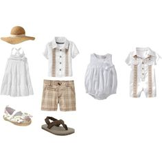 Spring Mini Session outfits for toddler and baby