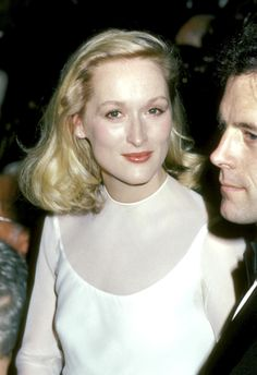 WOWZA. Meryl Streep and Don Gummer are the most gorgeous couple ever in existence.