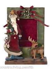 CHRISTMAS Timber Santa 6x4 Photo Frame (06-511) Christmas Picture Frames, Christmas Pictures, 6x4 Photo Frames, Santa, Christmas Ornaments, Holiday Decor, Xmas Pics, Christmas Images, Christmas Jewelry