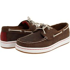 Sperry Top-Sider Sperry Cup Dark Brown