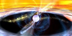 Space Facts Artist's concept of a pulsar - The Neutron Star Interior Composition Explorer will be launched aboard a Falcon 9 rocket and its mission will be to observe neutron stars, the densest objects in the universe.
