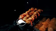 Bbq Skewers, Kabobs, Tequila Lime Shrimp, The Originals 3, Grilled Shrimp Recipes, Grill Accessories, Cherry Tomatoes, Chicken Wings, Kebabs