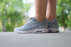 One shade of grey is definitely enough, ladies!  The Nike WMNS Air Max 1 Ultra Moire is available at our shop now! EU 36 - 42 | 145,-€