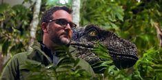 VOTD: 'Jurassic World' Director Colin Trevorrow's 2002 Short Film 'Home Base' Jurassic Park 3, Jurassic World 2015, Jurassic World Fallen Kingdom, Dinosaur Movie, The Good Dinosaur, Chris Pratt, Film Home, Falling Kingdoms, Universal Pictures