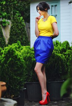 blue tulip skirt. 4300rur. All world delivery #995nojeans #995fashion #skirt #fashion #style #tulipskirt