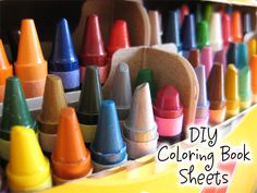 Every Holiday Free Coloring Book Sheets and Printables! Diy Coloring Books, Easter Coloring Sheets, Easter Colouring, Free Coloring, Easter Activities, Craft Activities For Kids, Preschool Crafts, Fun Crafts To Do, Crafts For Kids