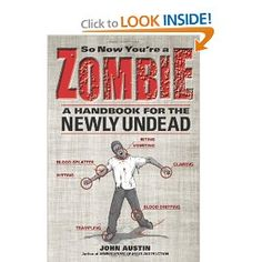 This could be good to give your friends if the zombie apocalypse happens