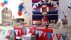 Sailor party theme     https://www.etsy.com/shop/ElaineRochaCraft?ref=hdr_shop_menu
