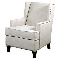 Morena Arm Chair in Natural