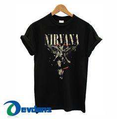 Nirvana In Utero T-shirt men, women adult unisex size S to 3XL
