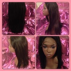 Indian Remy Relaxed Texture Full Lace Wig size medium Color Natural~ 16 inch ~ $175 Shipping included shipping Accepting Paypal and Credit Card transactions Thru sales@fayslacewigs.com  #fayslacewigs Call 800-991-3297 **REMYHAIR from Smartphone  http://about.me/fayslacewigsextensions