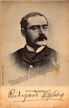 a biography of rudyard kipling the english writer and poet Complete collection of poems by rudyard kipling american poets » rudyard kipling report the boer war for an english newspaper in 1905, kipling.
